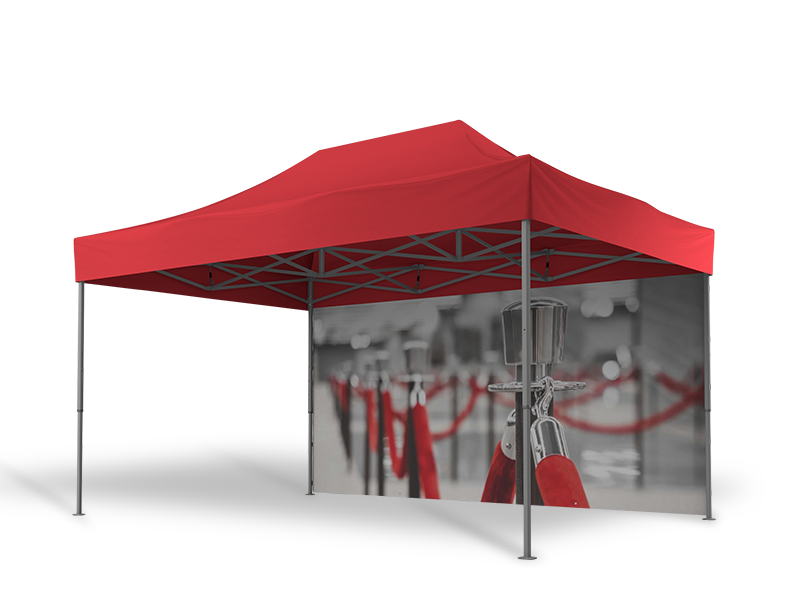 Trade fair tent  sc 1 st  RUKU Klappmöbel & Trade fair tent in all sizes and with printing
