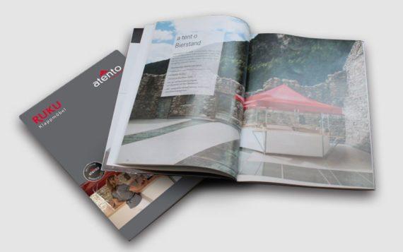 Der RUKU Katalog vom Bierstand.