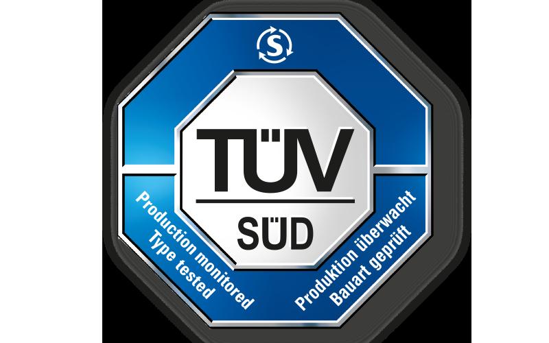TÜV SÜD Siegel von RUKUevent