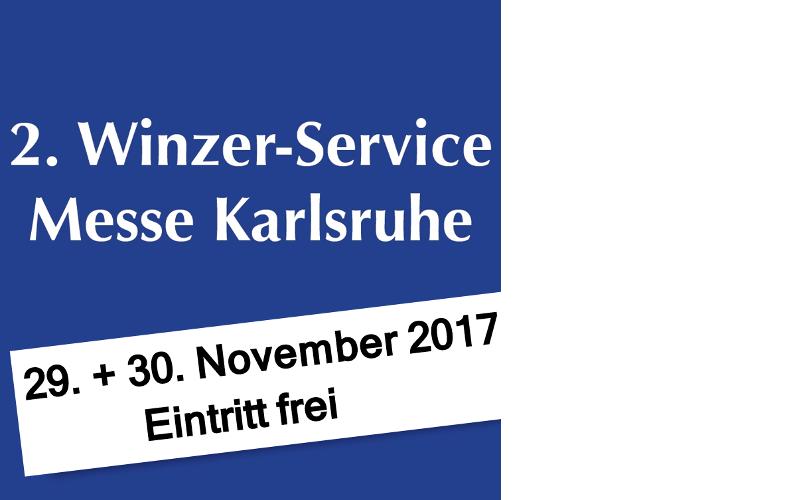 2. Winzer-Service Messe