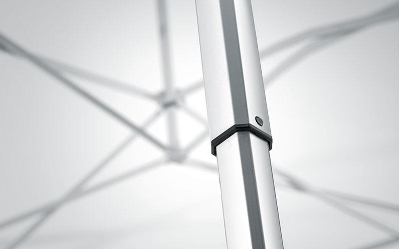 Hochwertiges Achteck-Aluminiumprofil von Faltpavillons von RUKU.
