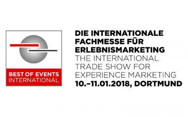 Logo der Best of Events 2018 in Dortmund