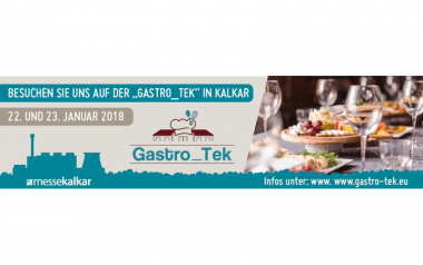 RUKUevent auf Gastro_Tek 2018 in Kalkar