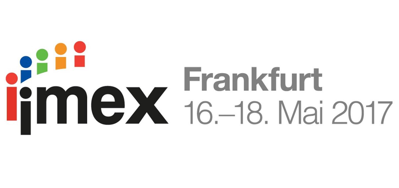 Logo der Imex Frankfurt vom 16. - 18. Mai 2017