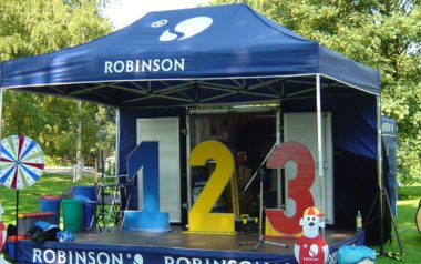 Robinson – mit Liebe zum Detail