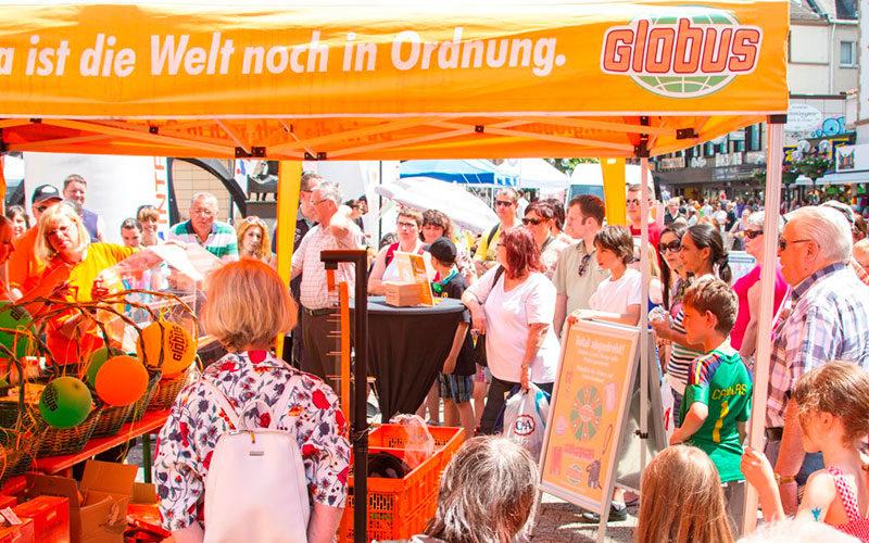 Viele Besucher bei den Summer Games 2016 in Limburg.